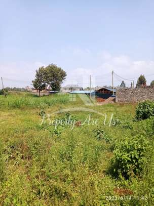 0.05 ha commercial land for sale in Kikuyu Town image 4