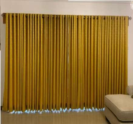 Elegant curtains image 1