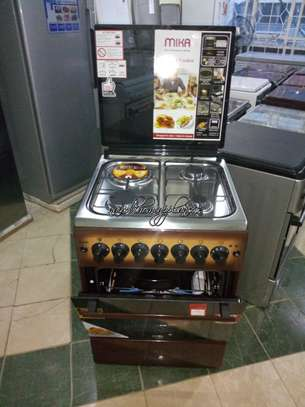 Mika Brown/Stainless Cooker image 1
