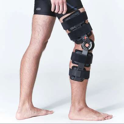 Knee brace image 1