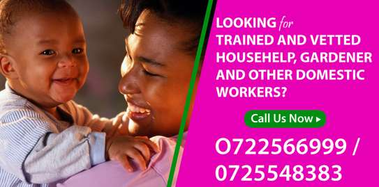Vetted and Trained Domestic Workers image 2