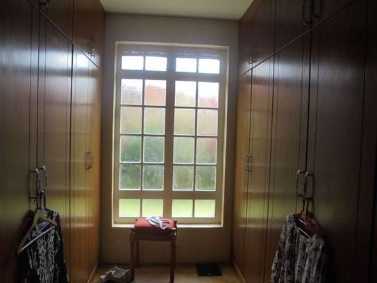 Furnished 3 bedroom villa for rent in Runda image 18