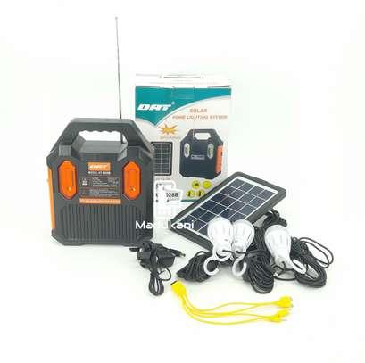 DAT AT9028B Solar Home Lighting System image 3