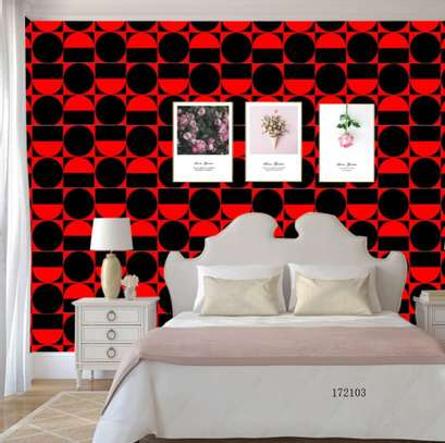 DESIGNER  WALL DECORATION PAPERS image 6