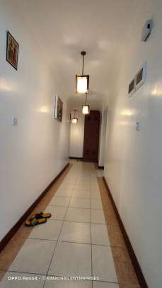 Furnished 2 bedroom apartment for rent in Mkomani image 2