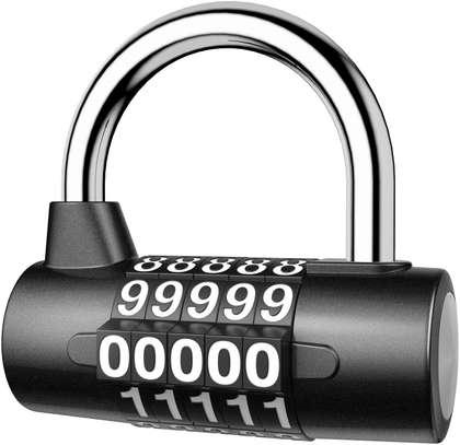 KeeKit 5 Digit Combination Lock image 1