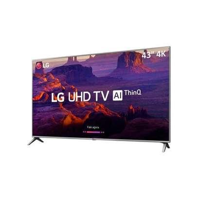 LG 43'' 4K ULTRA HD SMART TV, MAGIC REMOTE, NETFLIX image 2