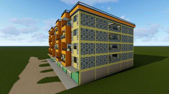 1 and 2 bedroom apartment Design image 3