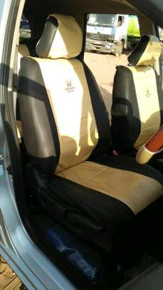 Baraka Estate car seat covers