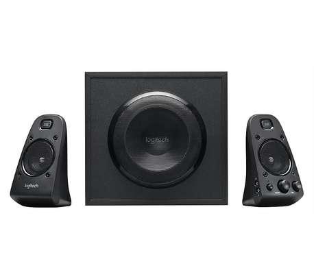 Logitech Z623 2.1 Speaker System with Captivating THX Sound image 5