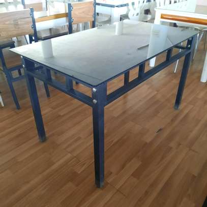 Glass Dining Tables image 1