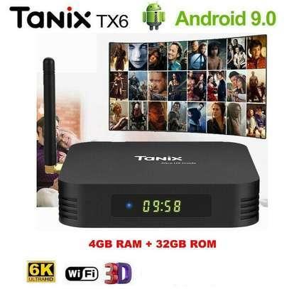 Tx6 4gb RAM 32gb Rom TV Box image 1