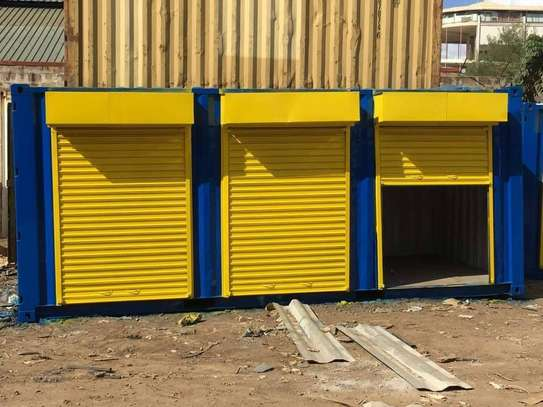 Container Stalls image 6