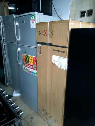 Brand new double door fridge on sale image 1