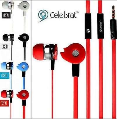 Celebrate unique earphones image 1
