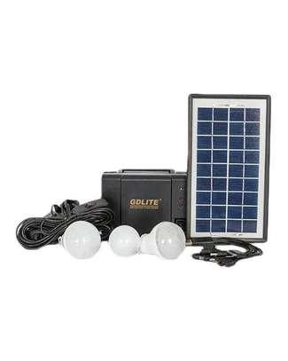 GD solar lighting