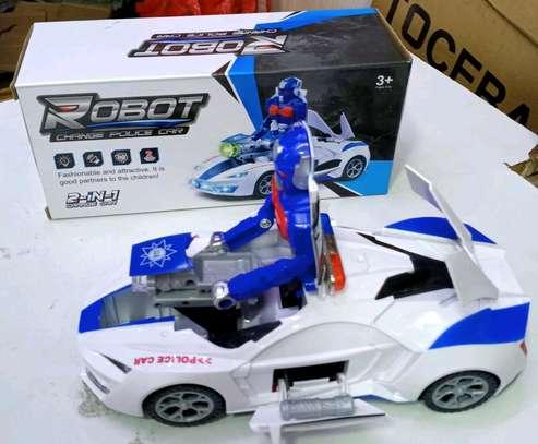Robot transformation  toy image 1