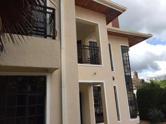 4 bedroom townhouse for rent in Kiambu Road image 13