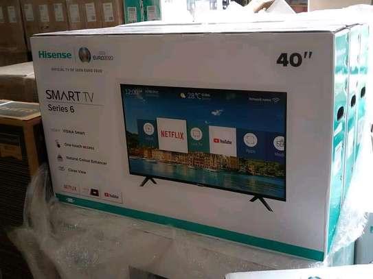 40 inch Hisense Smart Full HD image 1