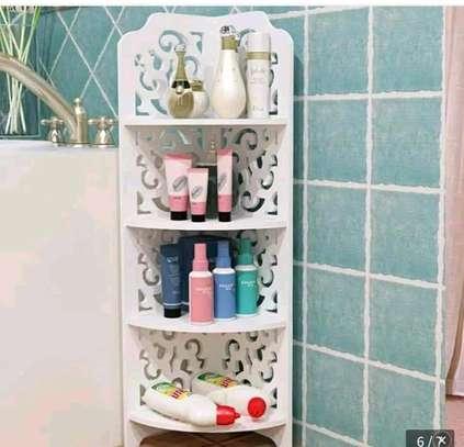 Triangle 4layer corner shelf image 3