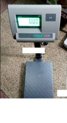 Digital Weighing Scale A12 100kg image 1