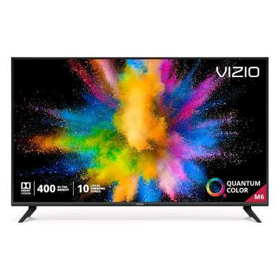 55 inch TCL Smart QLED Android TV – 55C815 – Quantum Dot Display – PLUS FREE WALL MOUNT image 1