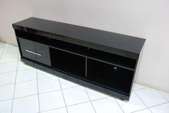 Onyx Black Glossy TV Stand image 2