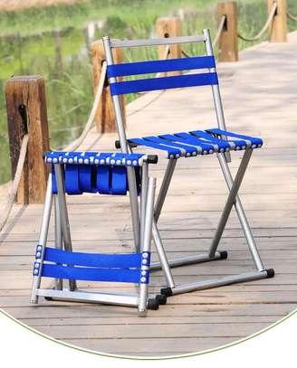 Foldable stool/outdoor stool image 1
