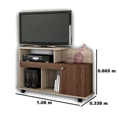 TV Stand Rack ( Belaflex ) - TV Space up to 32 inches image 2