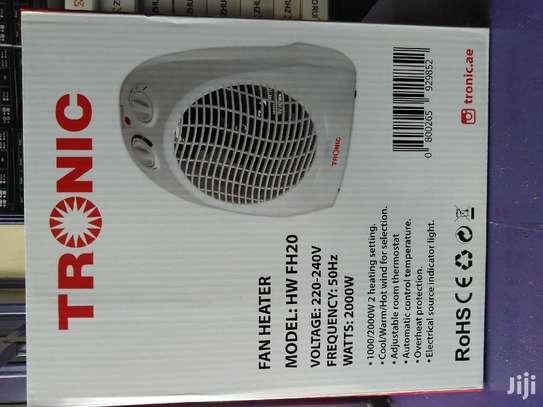 Tronic Fan Heater image 2