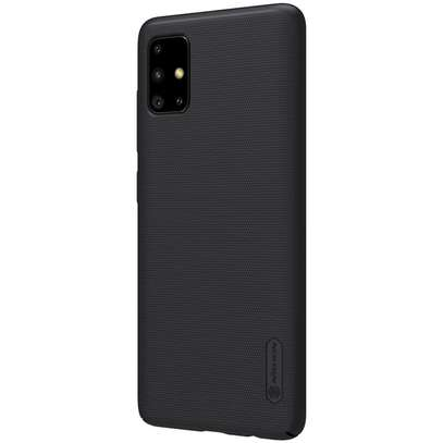 Galaxy A51 Nillkin Super Frosted Shield Matte cover case image 2