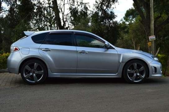 Subaru Impreza WRX Hatchback image 8