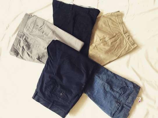Men's Khaki Pants image 1