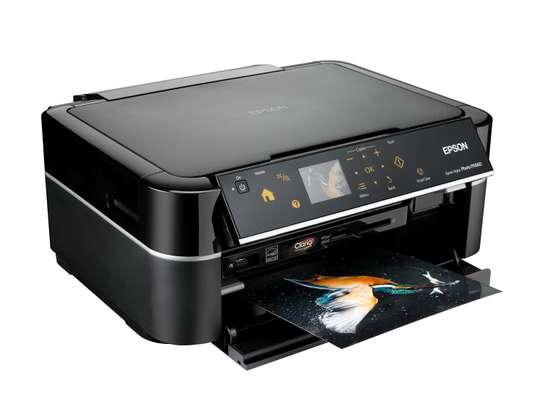 Epson Stylus Printer px660 image 1