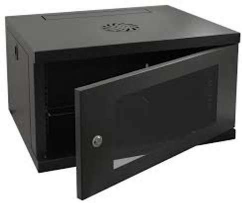 6U Data Cabinet 600 by 450 FOR DATA CABINET image 1