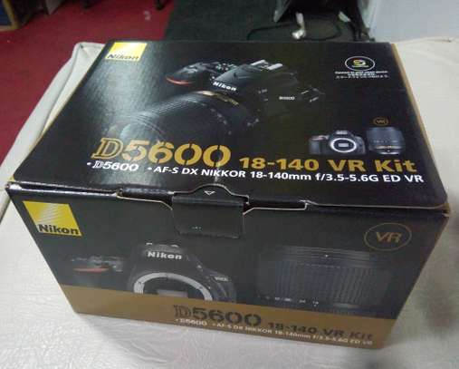 Nikon D5600 DSLR Camera With 18-55mm Lens, Inspire Your Creativity Further image 1
