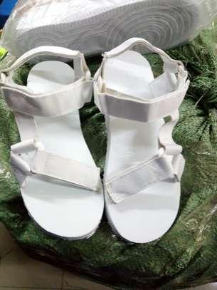 Ladies open shoes image 3