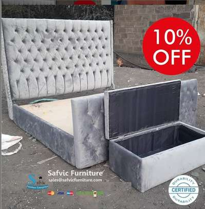 Rochelle Queen  Size Bed Frame