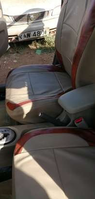 Toyota Belta Car Seat Covers image 8