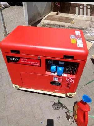 Brand new 5kva Aico generator image 2