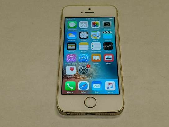 iPhone 5s - 16GB - 4G LTE - Gold image 1