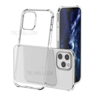 Clear TPU Case iPhone 12 Pro Max 2020 12 Pro Airbag Shockproof Back Cover iPhone 12 MINI Angles Protective Phone Case image 1