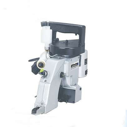 Portable Rice and other Bag Closing Sewing Machine. image 1