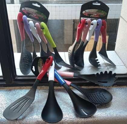 5pcs Serving spoons image 2
