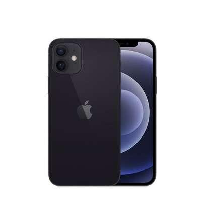 Apple IPHONE 12 - 128GB - 4GB RAM - DUAL SIM - BLACK image 1
