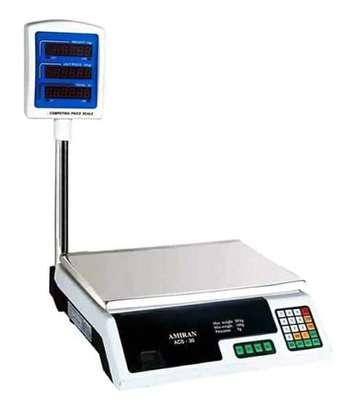30kg digital weighing machine image 1