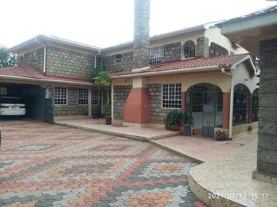 4 bedroom home to let in Muthaiga north image 10