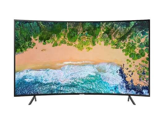 Samsung 49 inches Curved Smart UHD-4K Digital TVs 49RU7300 image 1