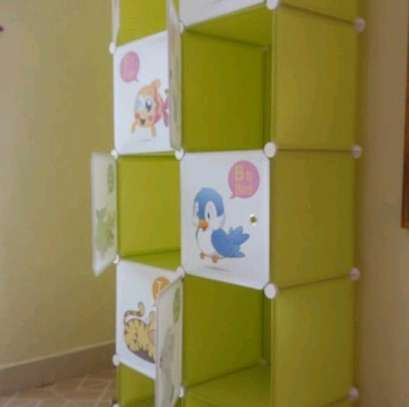 Baby plastic wardrobe image 2