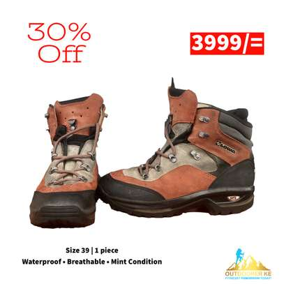 Premium Hiking Boots - Assorted Brands and Sizes image 11